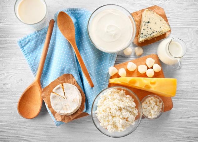 Γάλα και γαλακτοκομικά </br>Ενισχύοντας σωστά τον οργανισμό μας