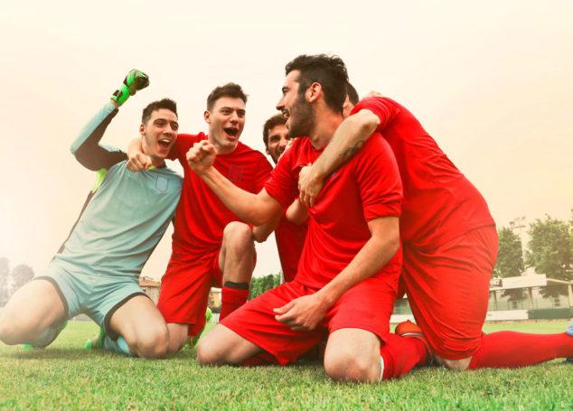 Ένας για όλους και όλοι για έναν!»: </br>Τα οφέλη των ομαδικών αθλημάτων